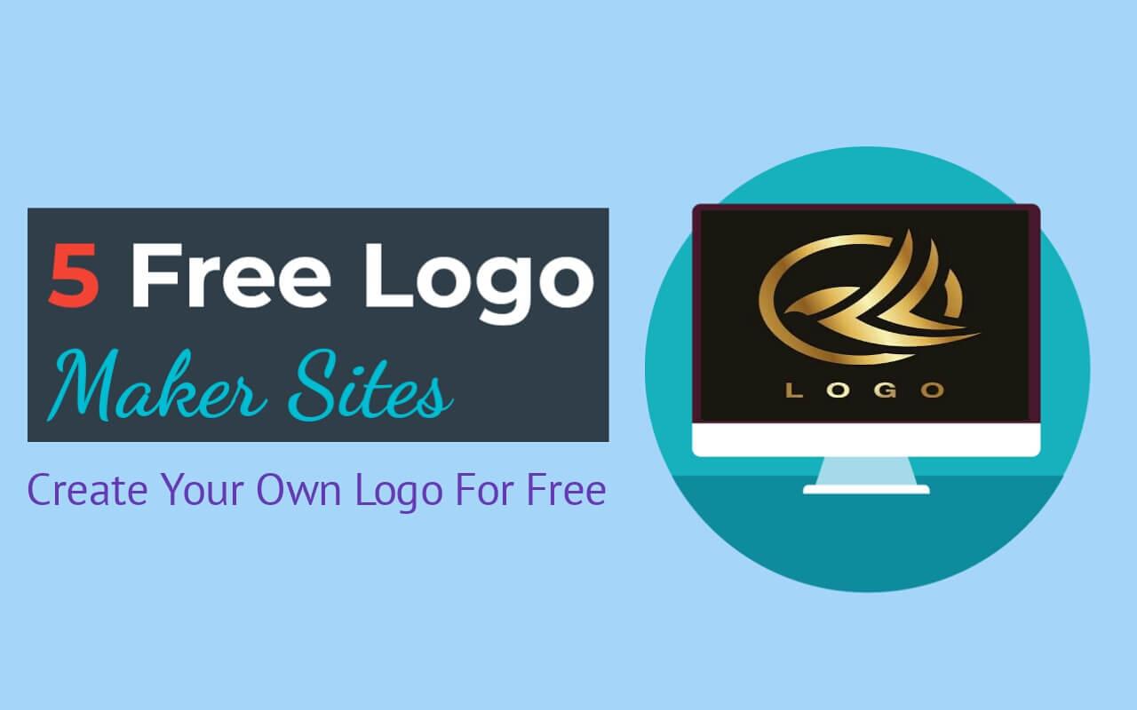 5 Best Logo Maker Websites To Create Free Logo