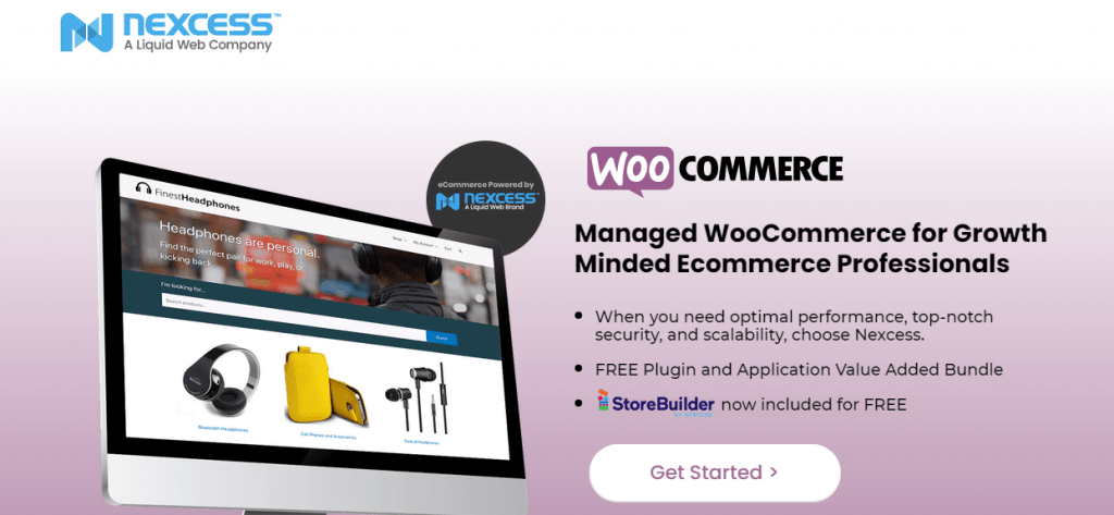 Nexcess Managed WooCommerce Hosting