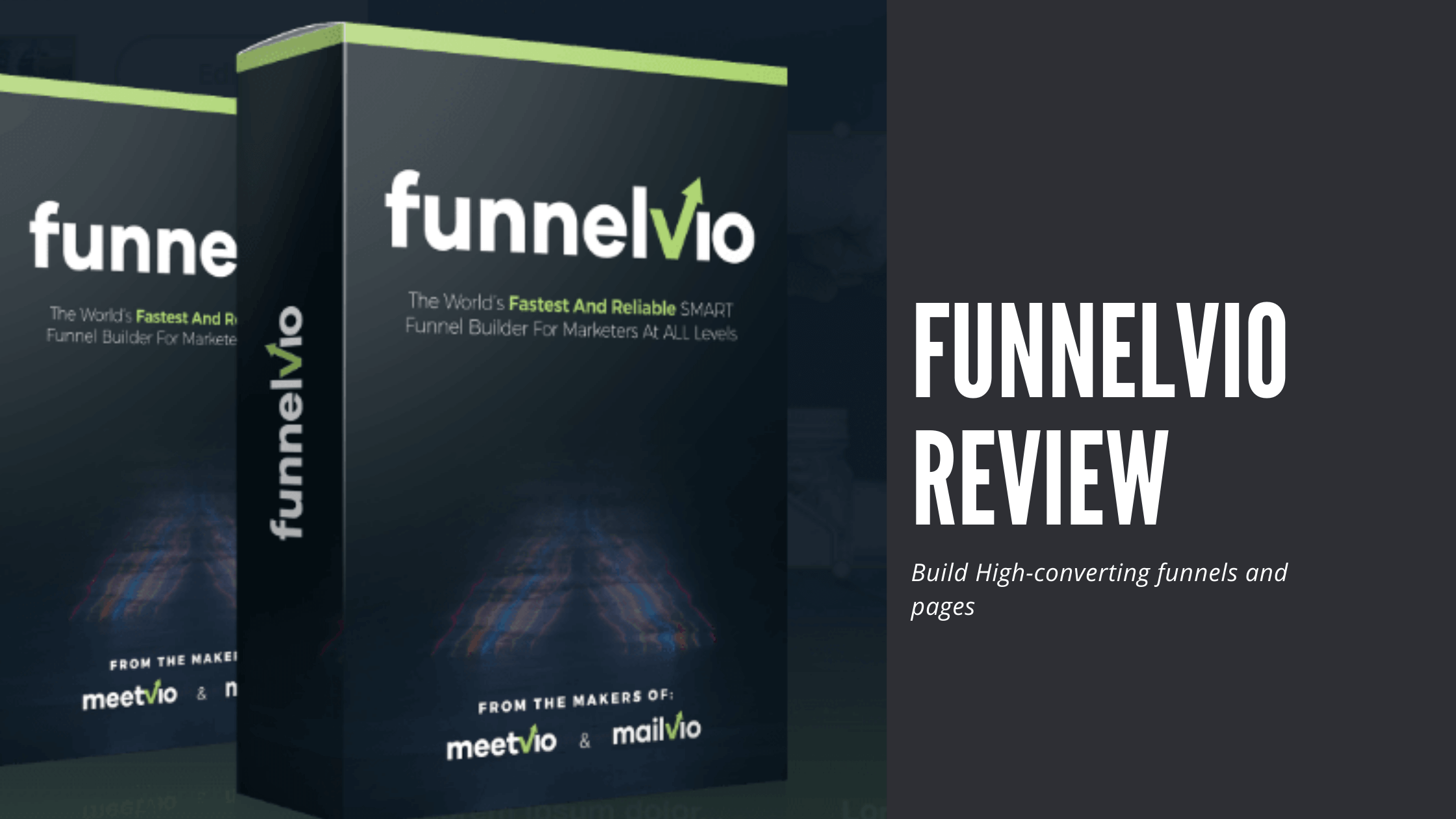 FunnelVio Review - Build and Launch High-Converting Funnels