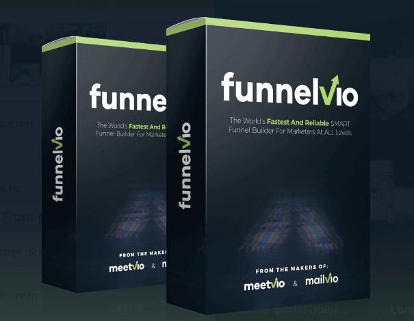 FunnelVio - Funnel Builder Software