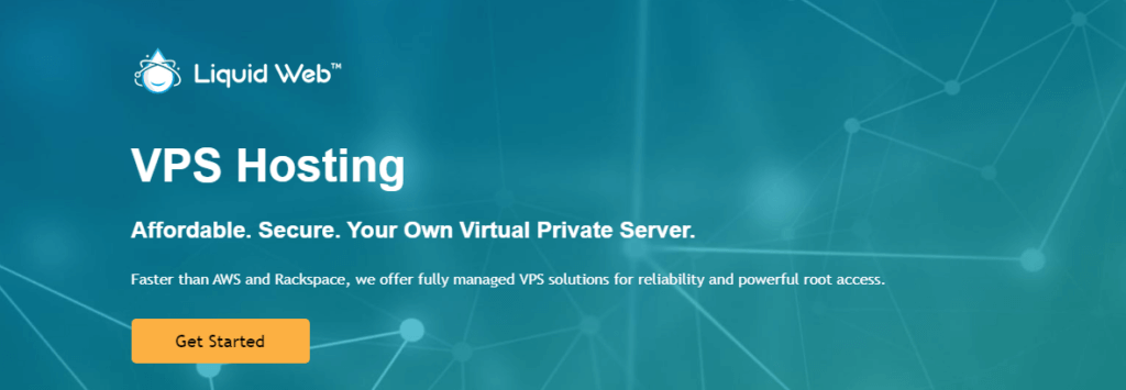 LiquidWeb Managed VPS services