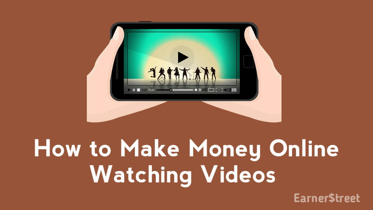 How to Make Money Online Watching YouTube Videos in 2021