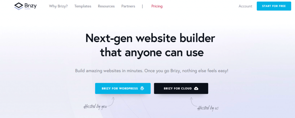 Brizy - Drag and Drop WordPress Page Builder
