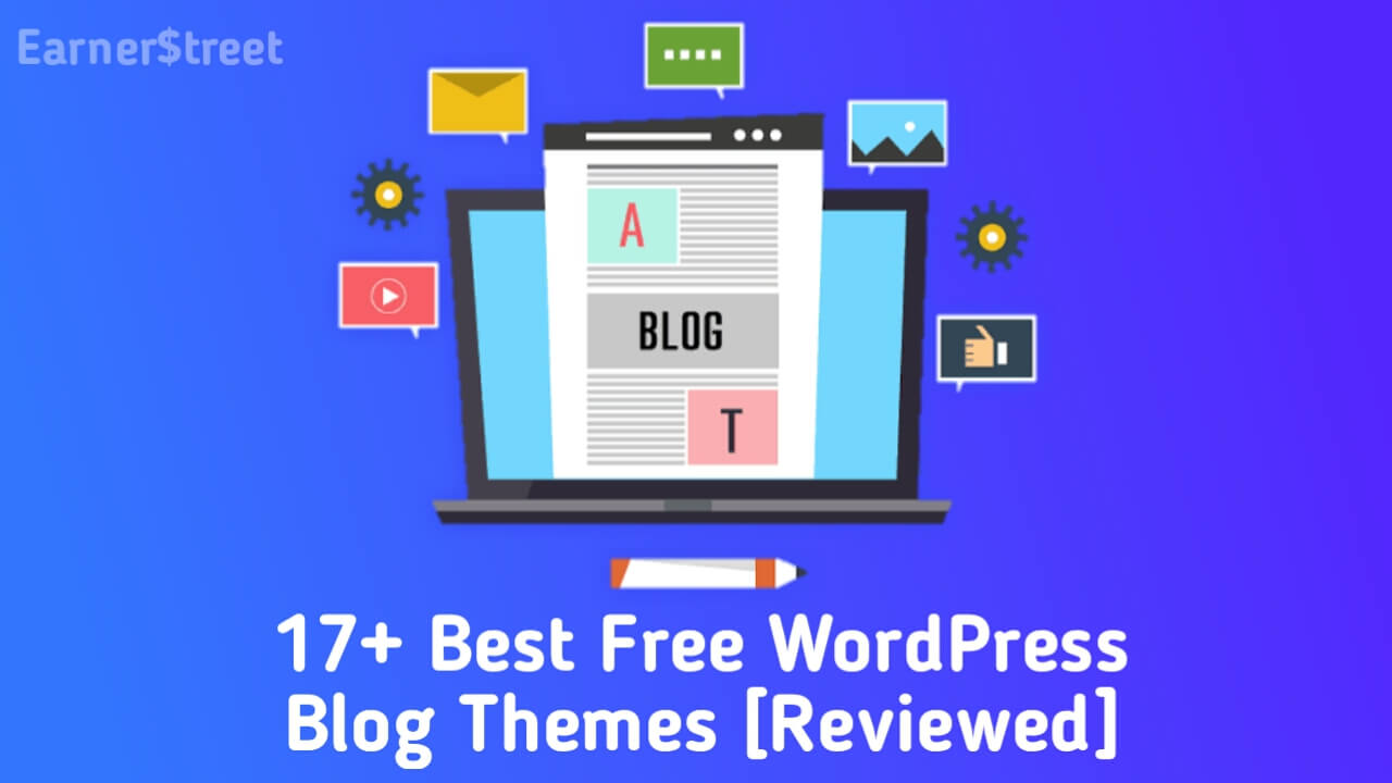 17+ Best Free WordPress Blog Themes for 2021 [Reviewed]