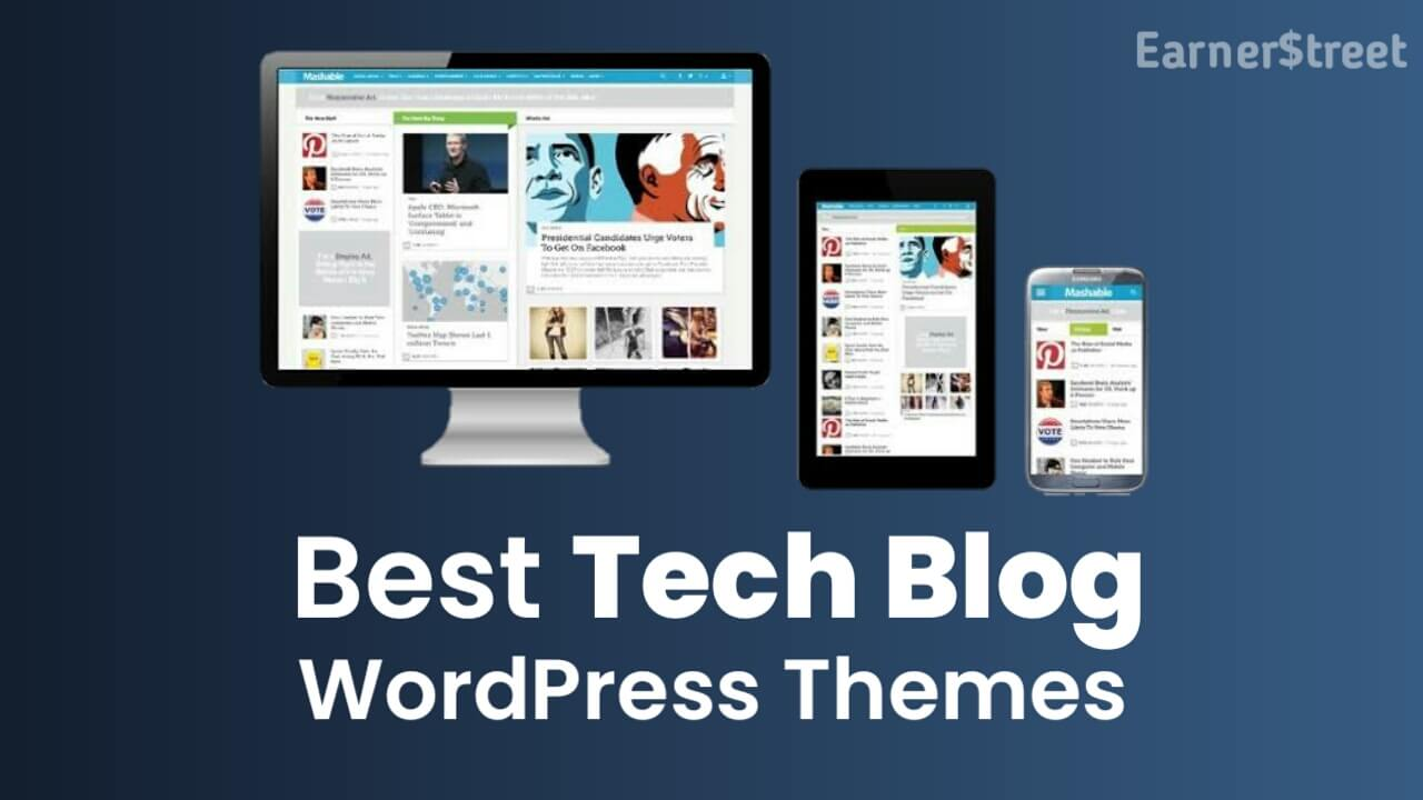 11 Best WordPress Themes for Tech Blogs (2021 Edition)
