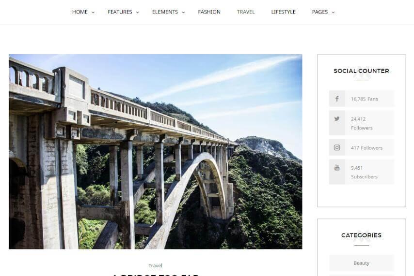 Maaya - Travel Blog