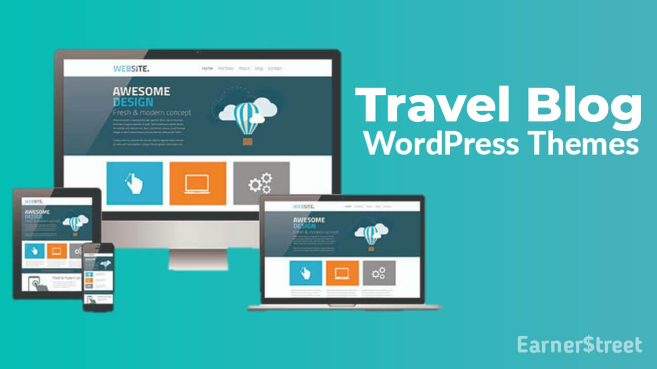 17+ Best Travel Blog WordPress Themes for 2021 (Free & Paid)